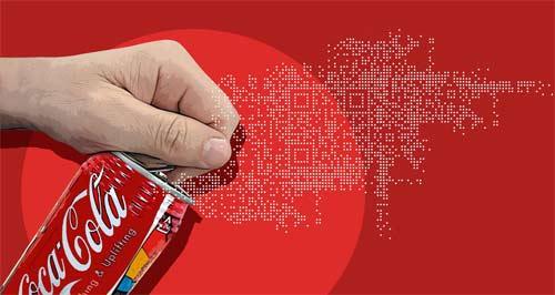 Coca Cola QR Code