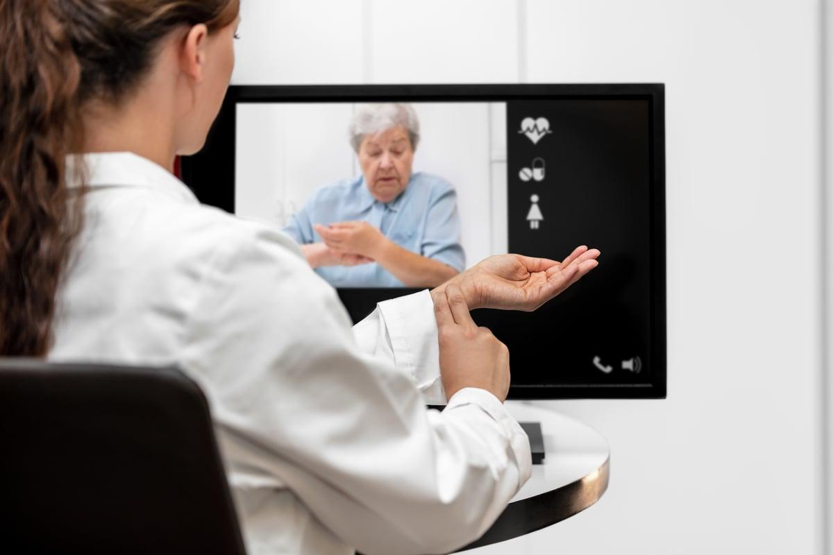 Telehealth Medical Professional
